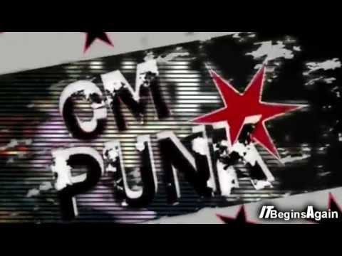 CM Punk New Theme & Titantron
