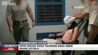 Rekaman Sipir Siksa Tahanan Anak Bocor