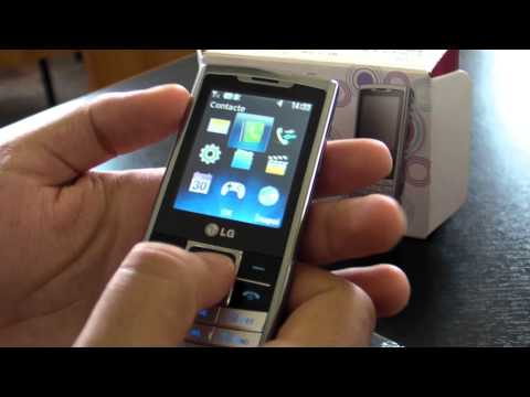 LG S310 Review HD ( in Romana ) - www.TelefonulTau.eu -