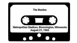 The Beatles - Minneapolis 1965