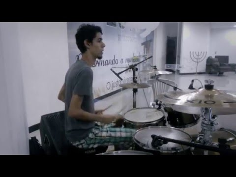 Sing It Again  Planetshakers Drum Cover by Mateus Jr.