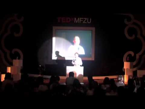 TEDxMFZU - Xuhui Shao - Data Driven Thinking