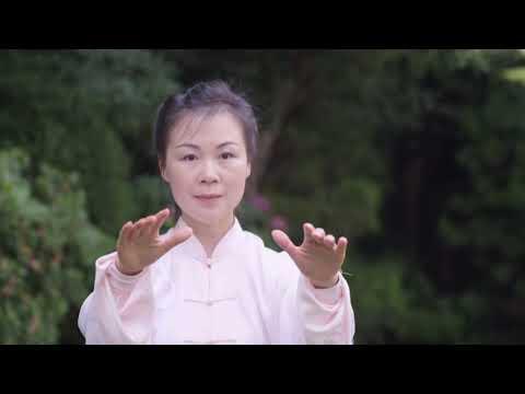 Tai Chi 24 form by Helen Liang 2015 (YMAA Taijiquan)