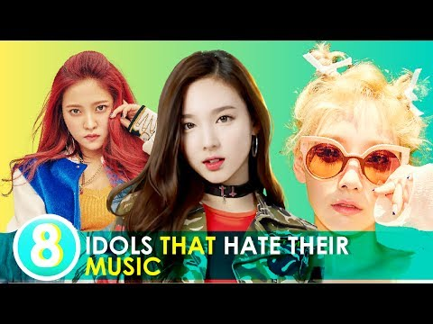 9 Kpop Idols That Hate Their Own Music   Kpop Facts   Ep 32