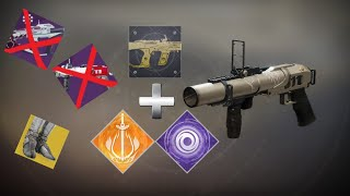 Alternative Loadouts - The Poor Man's Mountaintop + Recluse Combo For PVE - For Same Style Of Play
