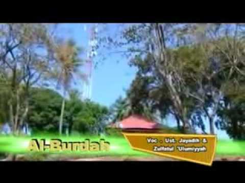sholawat al burdah Ustad Jayadih&Ulumiyyah