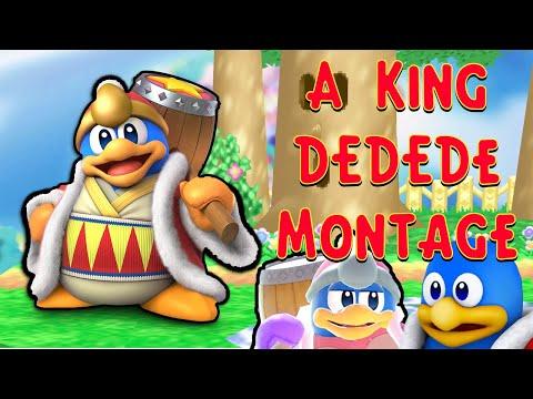 A Dededelightful King Dedede Montage - Super Smash Bros. Ultimate |
