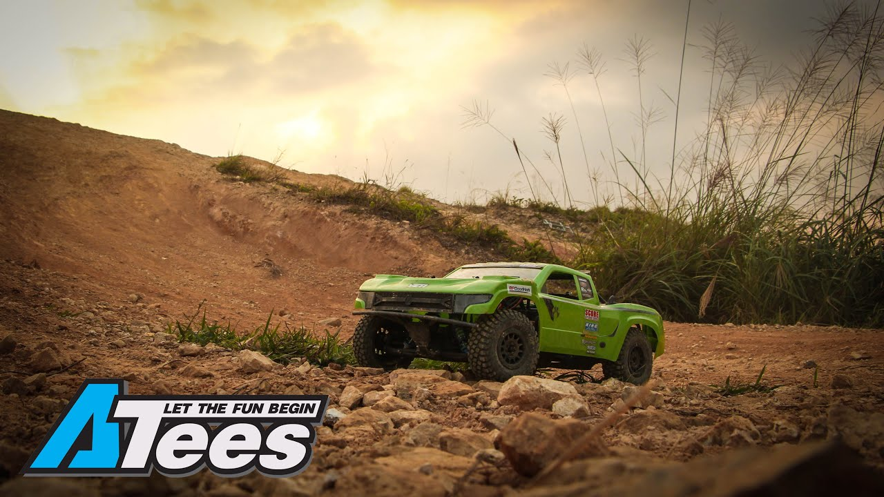 Axial Yeti SCORE Trophy Truck - Two Is Better Than One