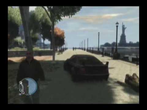 GTA 4 - Stunts, Jumps And Crashes 2