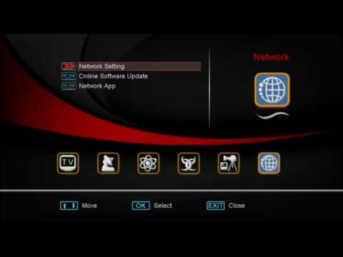 IPS2 PLUS IPTV with satellite receiver   for Europe/north American market..