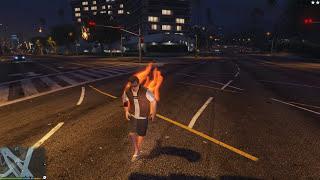 Hướng dẫn cài đặt mod The Flash (Siêu tốc độ) game GTA 5