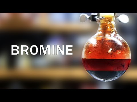 Making Elemental Bromine