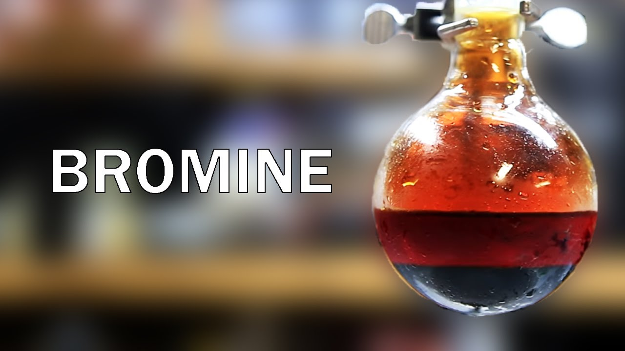 elemental bromine Like essential elements iodine and selenium, new research points to bromine as an essential element for the body yet a dietary range for bromine is years away.
