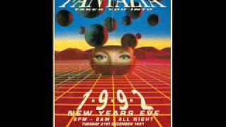 DJ Top Buzz Fantazia NYE 1991 Pt1