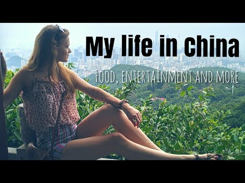My life in CHINA (TRAVEL DIARY/VLOG)