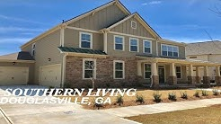 (Southern Living) New Construction Homes in Douglasville Georgia