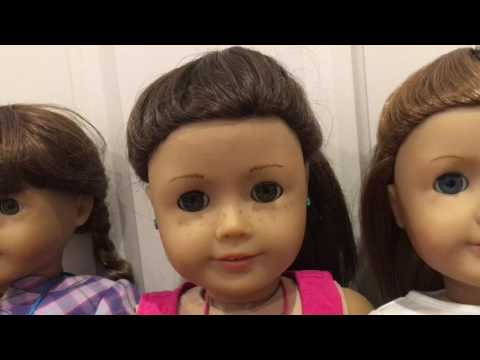 American Girl Doll Collection