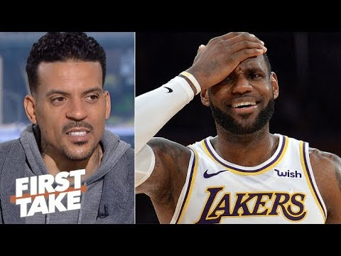 LeBron is probably thinking 'What the hell did I get myself into?' – Matt Barnes | First Take