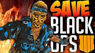 Can Black Ops 4 Be Saved?
