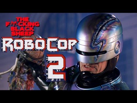 The F*cking Black Sheep  Robocop 2 1990 Peter Weller, Tom Noonan