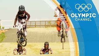 How South African BMX Stars are Made   Africa