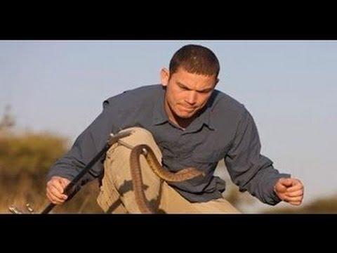Documental De cazador De Animales venenoso costa oriental De africa  Documental de Nat Geo
