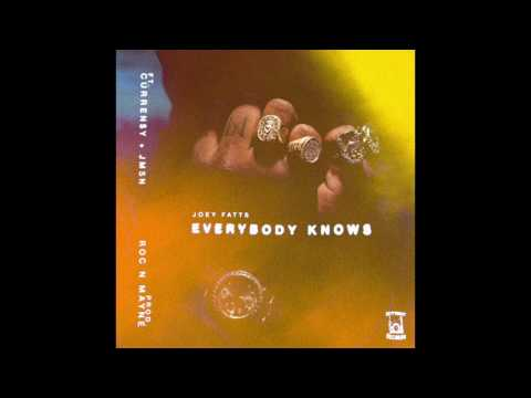 Joey Fatts feat. Curren$y & JMSN -