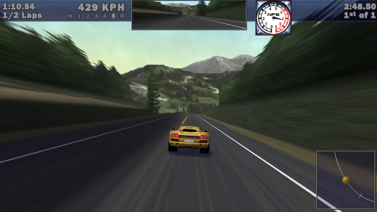 Need For Speed Iii Hot Pursuit 1998 Top Speed Of All Cars