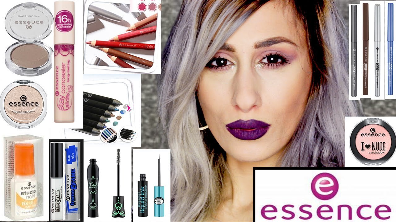 TOP 10 BEST ESSENCE Cosmetics Products // Drugstore & Cheap Makeup ...