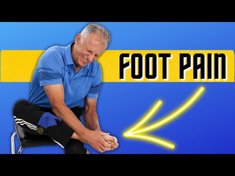 Anterior Tibialis Tendonitis (Pain on Top of Foot) Treatment & Stretches
