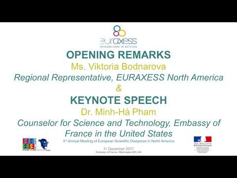 ESD17 Opening Remarks & Key Note