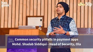 Common security pitfalls in payment apps
