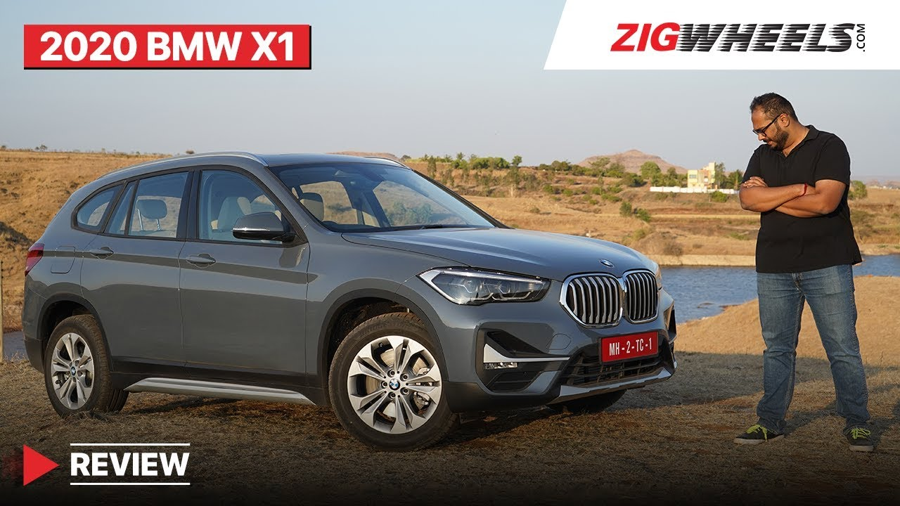 2020 Bmw X1 Review Barely Different Zigwheels Com Video 4762