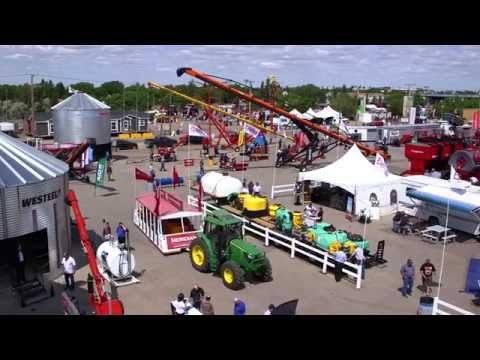 Canada Farm Progress Show 2015