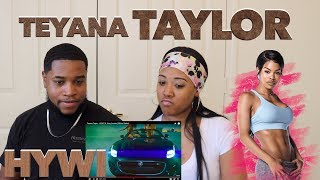 Teyana Taylor - How You Want It? (HYWI?) ft. King Combs (Official Video)