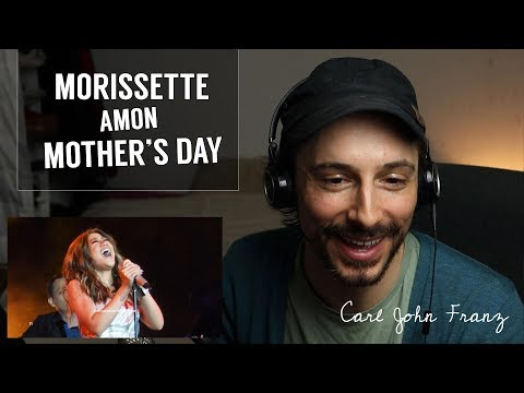 Vocal Coach REACTS to MORISSETTE AMON, 'Never Enough' Mothers Day concert