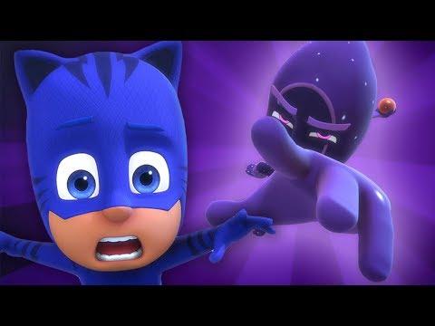 PJ Masks 🌙 Into the Night to Save the Day 🖤PJ Masks Season 2 | HD | PJ Masks Official