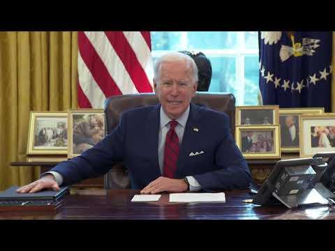 President Biden Signs Executive Actions