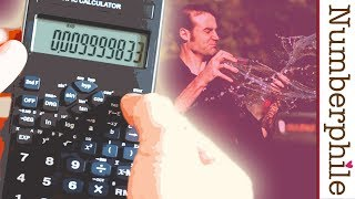 Calculator Unboxing 1 - Numberphile