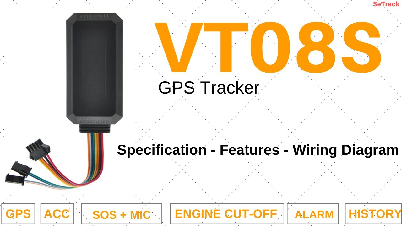Vt08s Gps Tracker
