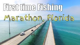 Fishing Marathon Florida with Subscribers   Catch Clean Cook