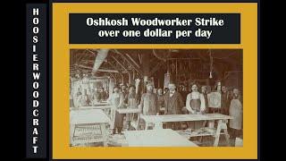 Oshkosh Woodworker Strike