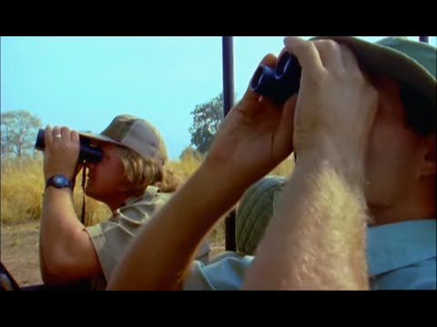 Zimbabwe safari guides in training - Wild and Dangerous - BBC