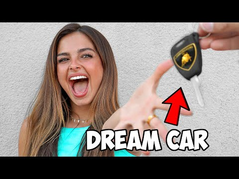 I Surprised Addison Rae With A Custom Car! - ZHC