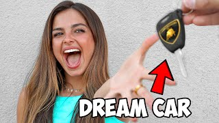 I Surprised Addison Rae With A Custom Car!