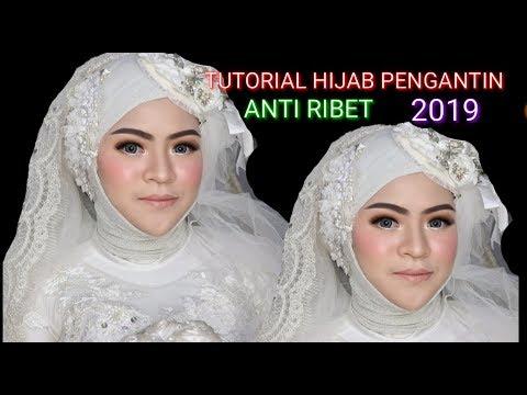 Tutorial Hijab Pengantin Hijabfest