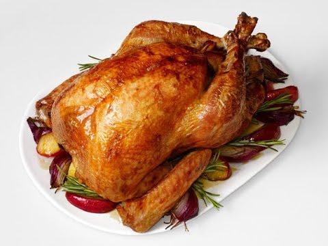 Alton Brown's Good Eats Perfect Roast Turkey | Food Network
