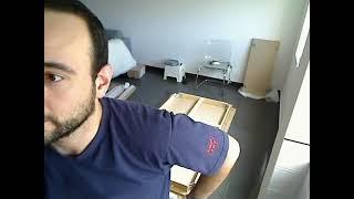 Assembly Of A Ikea Bjursta Table