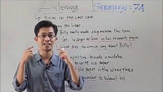 Tips Cara Menjawab Soal Listening Tes TOEFL dengan Benar dan Cepat
