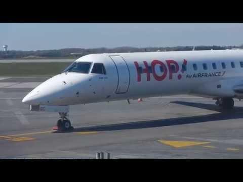 F-GRGC HOP! Embraer ERJ-145 - Engines 2x AN AE3007